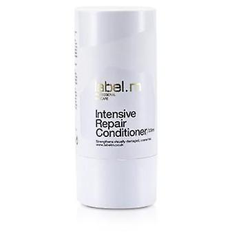 Label.m Intensive Repair Conditioner (strengthens Visually Damaged Coarse Hair) - 300ml/10.1oz