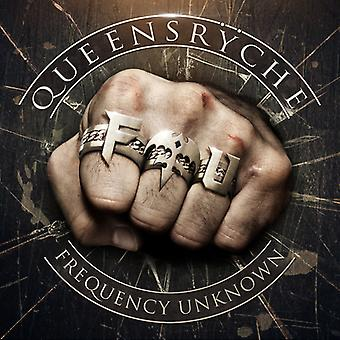 Queensryche - hyppighed ukendt [CD] USA importerer
