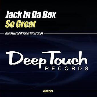 Da ボックス - [CD] とてもアメリカ インポート ジャックします。
