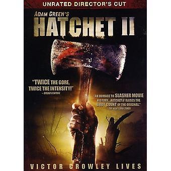 Hatchet 2 [DVD] USA import