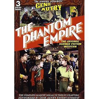 Gene Autry - Phantom Empire (1935) Serial [DVD] USA import