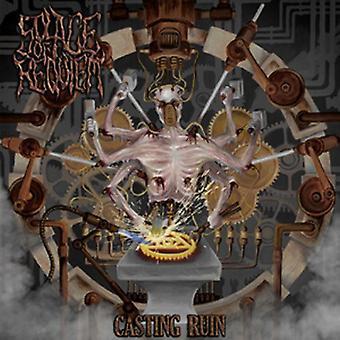 Solace of Requiem - Casting Ruin [CD] USA import