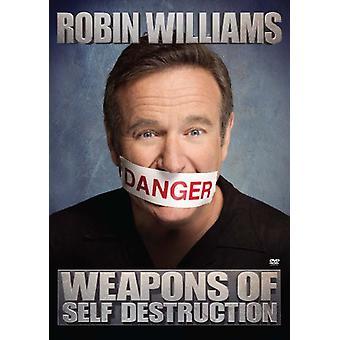 Robin Williams - importazione USA armi di Self Destruction [DVD]