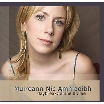 Muireann Nic Amhlaoibh - Daybreak: Fainne an Lae [CD] USA import