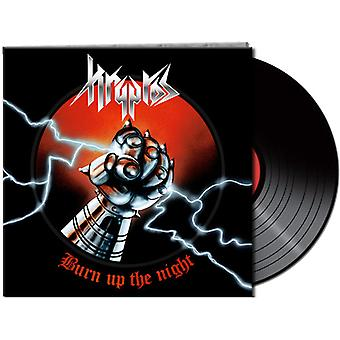 Kryptos - Burn Up the Night [Vinyl] USA import