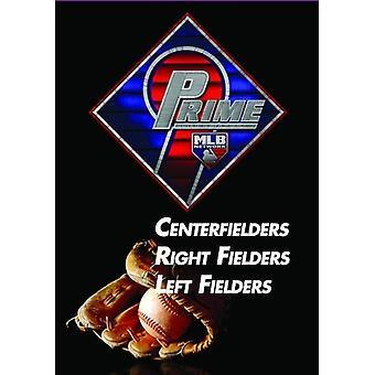 Prime 9: Centerfielders / Right Fielders [DVD] USA import