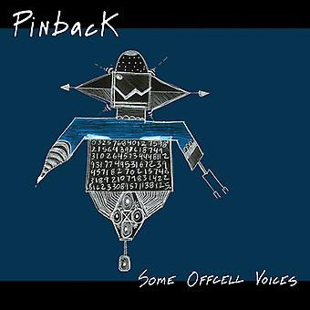 Pinback - Some Offcell Voices [Vinyl] USA import