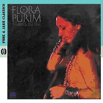 Flora Purim - histórias para contar importação EUA [CD]