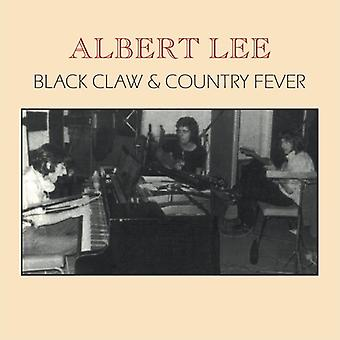 Albert Lee - Black Claw & Country Fever [CD] USA import