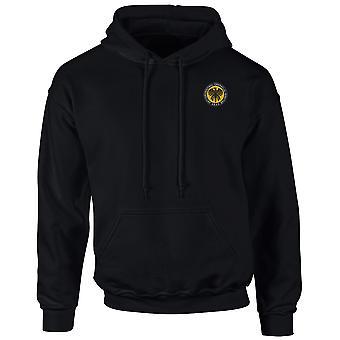 ARAS lituano Anti terrorista logotipo bordado - Hoodie