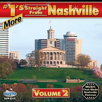 #1 de Nashville - importación de Estados Unidos de Nashville [CD] Vol. 2 - Nº 1