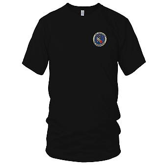 USAF Air Force 366 TFW Tactical Fighter Wing revolvermænd - Vietnam-krigen broderede Patch - Herre T Shirt