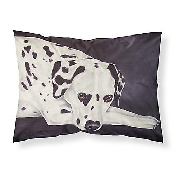 Carolines Treasures  AMB1193PILLOWCASE Dal Dalmatian Fabric Standard Pillowcase