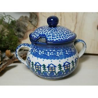 Sugar Bowl, 200 ml, 60, Unikat polish pottery - BSN 6387