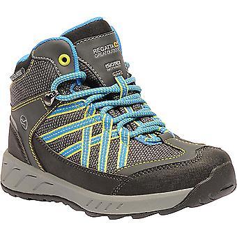 Regatta Boys & Girls Samaris Mid Waterproof Isotex Hiking Boots