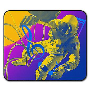 Space Dust  Non-Slip Mouse Mat Pad 24cm x 20cm | Wellcoda