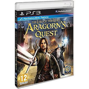 Taru sormusten herrasta Aragorns Quest (PS3) - Uusi