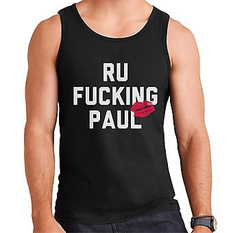 Ru vitun Paul miesten liivi