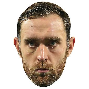 Richard Keogh masker