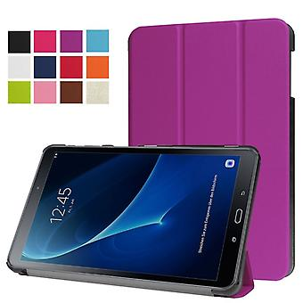 Smart cover case purple for Samsung Galaxy tab S3 9.7 T820 T825 2017