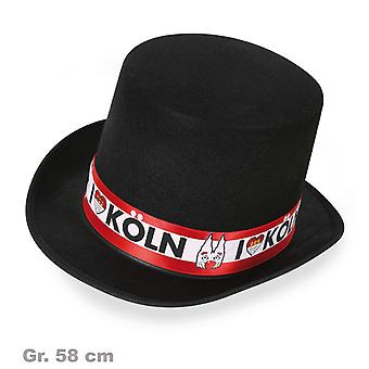 Cilindro Colonia Colonia sombrero sombrero del carnaval