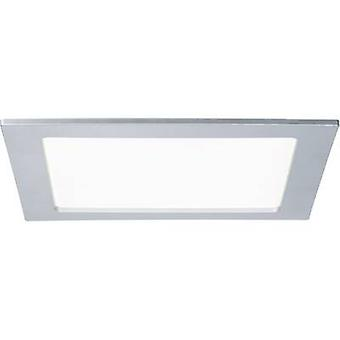 Paulmann 92078 LED bathroom recessed light 18 W Cool white Chrome