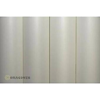 Oracover 10-000-002 tesatura de acoperire Oratex (L x W) 2 m x 60 cm alb natural
