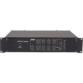 Omnitronic MP-120 PA amplifier 120 W