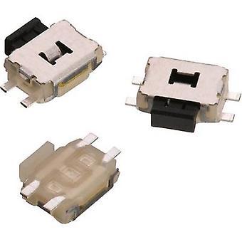 Würth Elektronik WS-TUS 434331045822 Druckknopf 12 V DC 0.05 A 1 x Off/(On) momentan 1 Stk.(s)