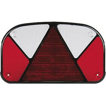 Unitec Replacement cover Turn signal, Brake light, Number plate light, Reflector , Tail light, Rear fog lamp right, left