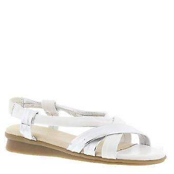 David Tate Womens bay Open Toe Casual Slide Sandals