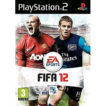 FIFA 12 (PS2) - New Factory Sealed