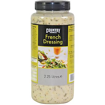Country Range French Dressing