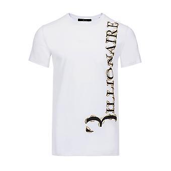 T-shirt Logo Mtk1984 Brass - Billionaire
