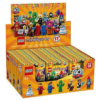 LEGO Minifiguren Serie 18: Feestje 60 stuks