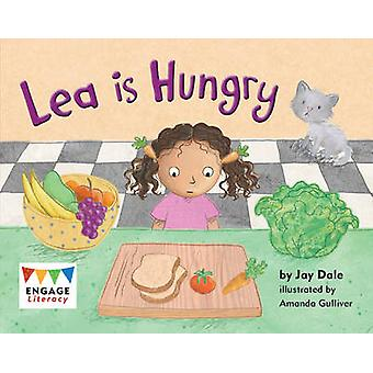 Lea er sulten av Jay Dale - 9781406257335 bok