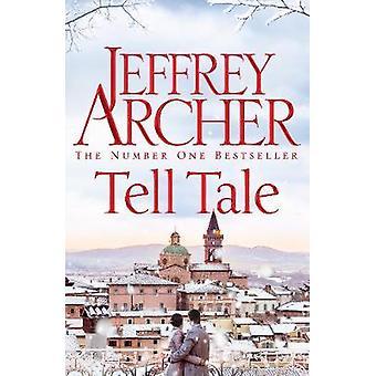Berätta Saga av Jeffrey Archer - 9781447252290 bok