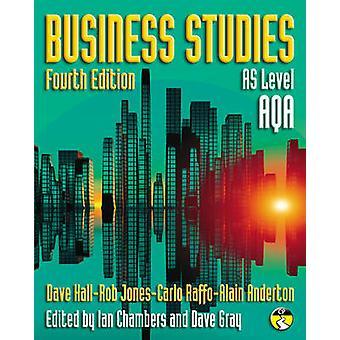 Business Studies AQA - som nivå (4 revidert utgave) av Rob Jones