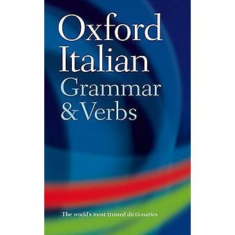 Oxford Italian kieliopin ja verbien Colin McIntoshin - 9780198603818 Bo