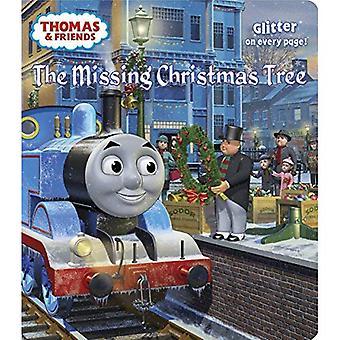De ontbrekende kerstboom (Thomas & vrienden)