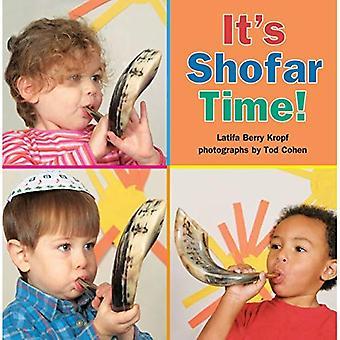 It's Shofar Time! (High Holidays)