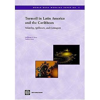 Unruhen in Lateinamerika und der Karibik: Volatilität, Spillover-Effekten und Ansteckung
