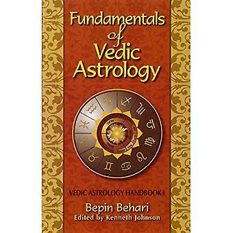 Fundamentals of Vedic Astrology: Vedic Astrologer's Handbook: v. 1 (Vedic Astrologer's Handbook)