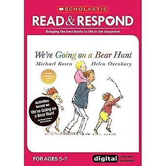 Vi kommer på en Björn jakt (Läs & svara)