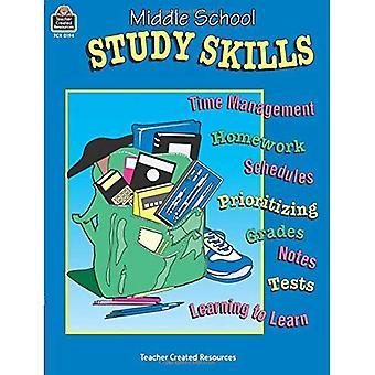 Middenschool Studievaardigheden