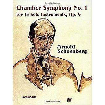 Kamer Symphony No. 1 voor 15 Solo-instrumenten, Op. 9
