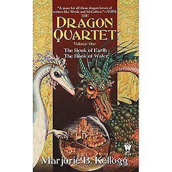 Dragon kvartetten: Boken jordens boken av vatten