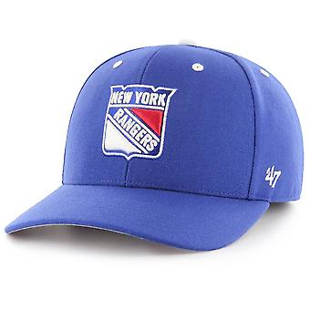 47 le feu Casquette ajustable - AUDIBLE des Rangers de New York royal