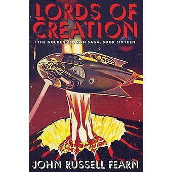 Lords skapelsens gyllene Amazon Sage boka sexton av Fearn & John Russell