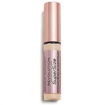 Make-up revolutie verbergen & definiëren Superformaat concealer C6